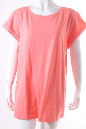Asos Maternity T-Shirt Korallfarben