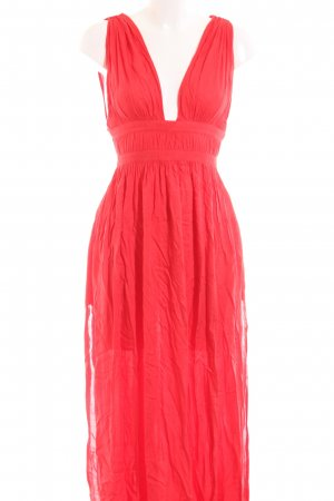 Asos Maxi-jurk rood elegant