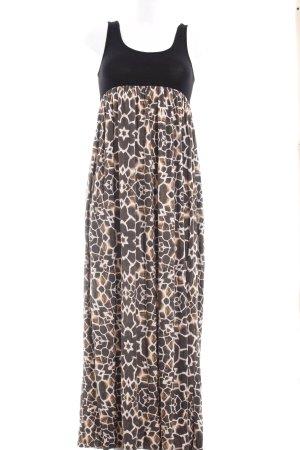 Asos Maxi-jurk dierenprint casual uitstraling