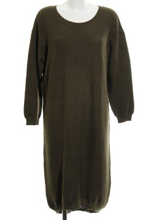 Asos Maxi Dress green grey casual look