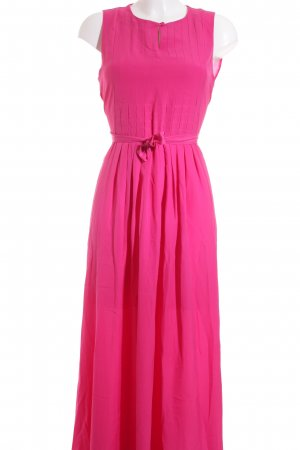 Asos Maxikleid magenta Beach-Look