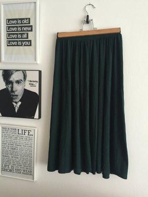 ASOS Midi Skirt in Tannengrün
