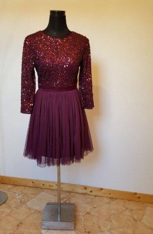 Asos Midi-jurk karmijn