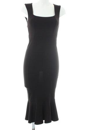 Asos Midi Dress black elegant