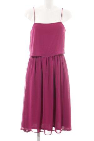 Asos Midi-jurk violet elegant