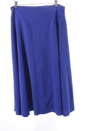 Asos Midirock blau Casual-Look