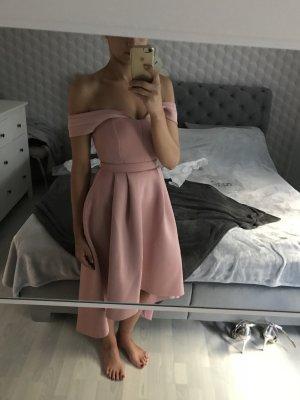 Asos Midi-jurk roségoud