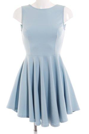 Asos Minikleid babyblau Elegant