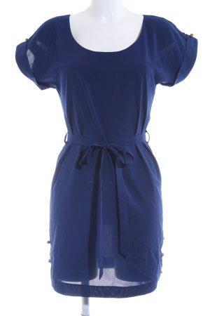 Asos Minikleid blau Elegant