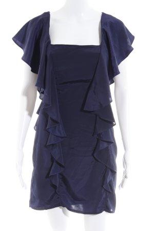 Asos Minikleid blauviolett Elegant