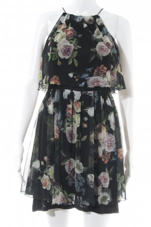 Asos Mini-jurk bloemenprint romantische stijl
