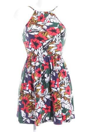 Asos Robe courte motif de fleur style romantique