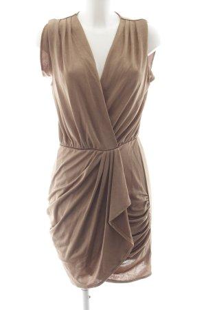 Asos Minikleid goldfarben-bronzefarben Elegant