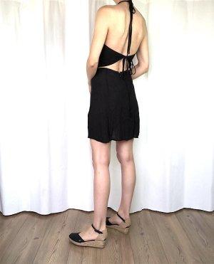 Asos Halter Dress black