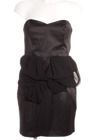 Asos Mini-jurk zwart glinsterend