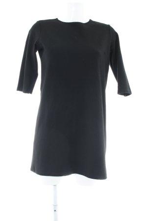 Asos Minikleid schwarz schlichter Stil