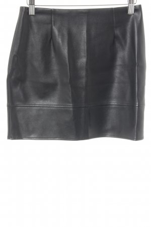 Asos Miniskirt black casual look