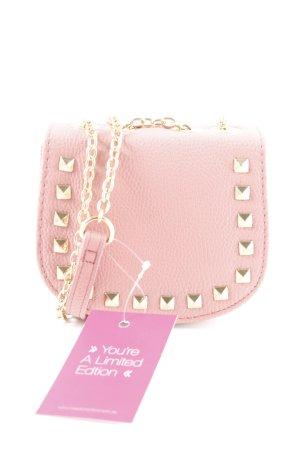 Asos Minitasche rosa Party-Look