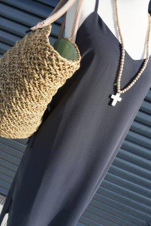 Asos Midi-jurk leigrijs