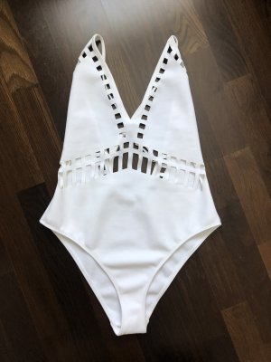 Asos Swimsuit white