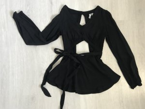 Asos Haut cut-out noir