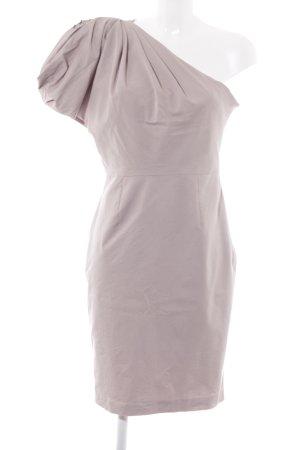 Asos One-Shoulder-Kleid altrosa Elegant