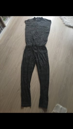 ASOS Onesie Overall Jumpsuit XS Camouflage Camo Army Tarnfarben