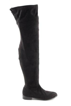 Asos Cuissarde noir style décontracté