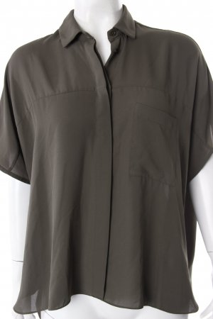 Asos Oversize-Bluse khaki