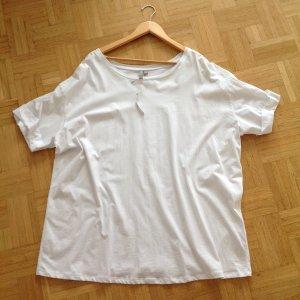 Asos Oversize Boyfriend Boxy Shirt in Weiß - Stylisch Cool 38 40 42 44 46 48