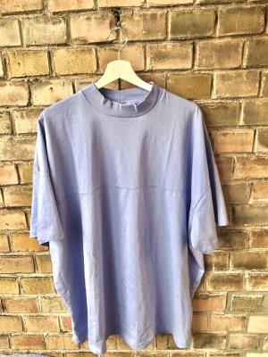 Asos Oversized shirt korenblauw