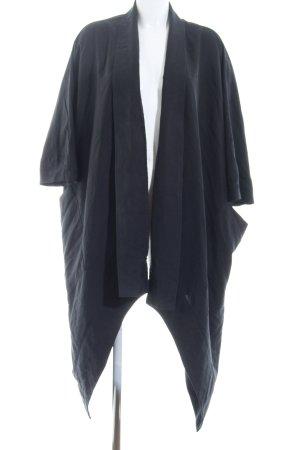 Asos Oversized jack zwart casual uitstraling