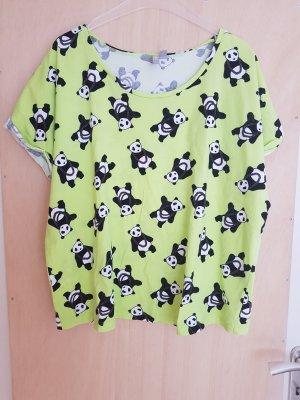 Asos Panda Pyjama Kurzärmlig Grün