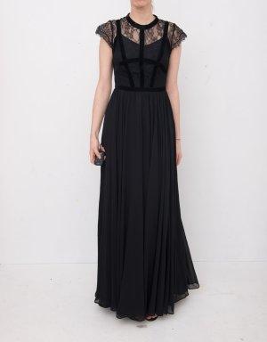 ASOS Petite Abendkleid schwarz XXS 32