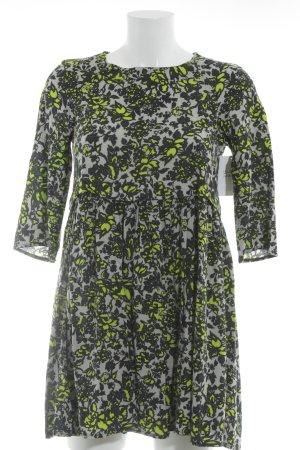 Asos Petite Vestido camisero estampado floral estilo gitano
