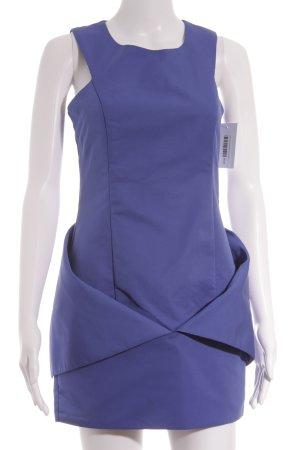 Asos Petite Vestido ceñido de tubo azul elegante