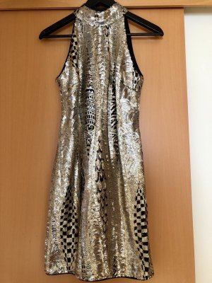 Asos Petite Halter Dress multicolored