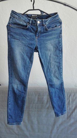 Asos Petite Tube jeans veelkleurig