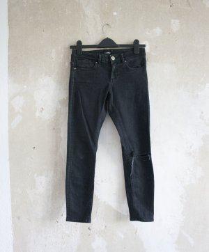 Asos Petite Jeans mit Riss