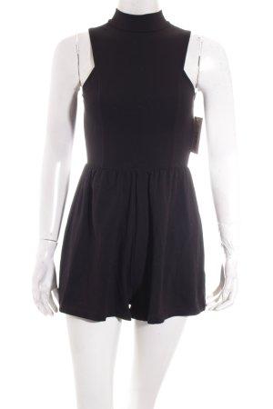 Asos Petite Jumpsuit schwarz schlichter Stil