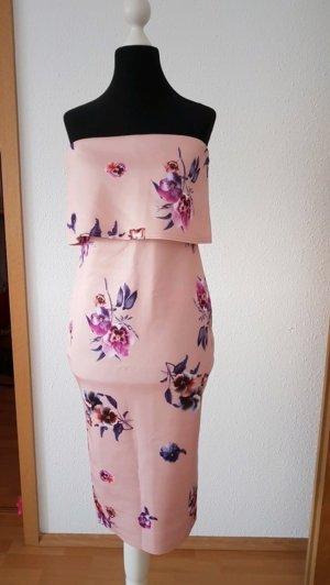 Asos Petite Dress dusky pink-pink