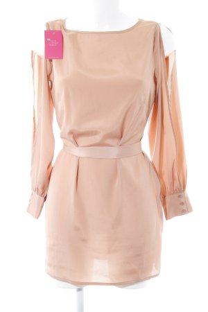 Asos Petite Long-Bluse apricot Elegant