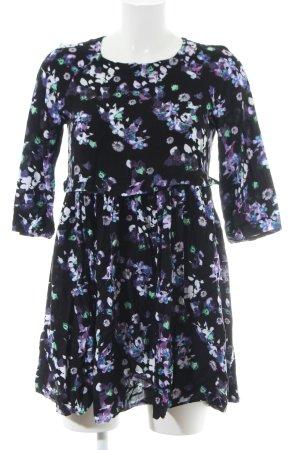 Asos Petite Mini Dress allover print casual look