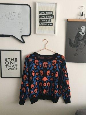 Asos Petite Printed Sweater