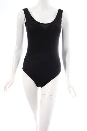 Asos petite Shirt Body black simple style