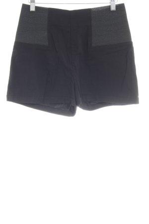 Asos Petite Shorts negro look casual