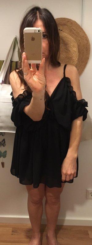 Asos Mini-jurk zwart
