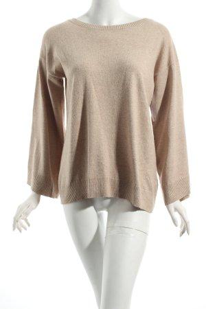 Asos Pullover beige Casual-Look