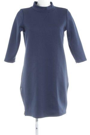 Asos Sweaterjurk donkerblauw elegant