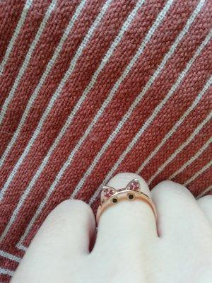 Asos Ring Roségold Katze Cat